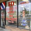 TD Barber Shop Front Door
